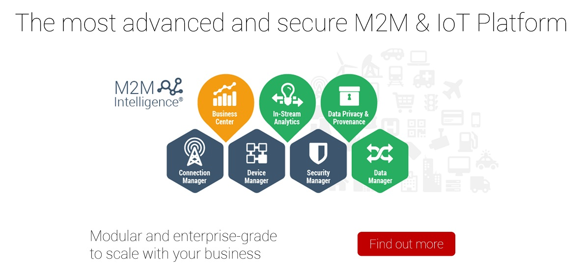 M2Mi - Advanced and secure M2M and IoT Platform